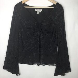 Adrianna Papell Evening Essentials blouse